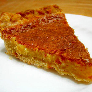 apple cider vinegar pie