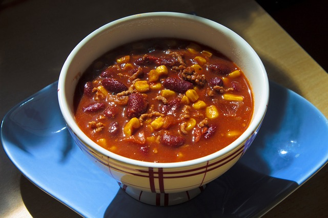 Turkey Bean and Vegetable Chili